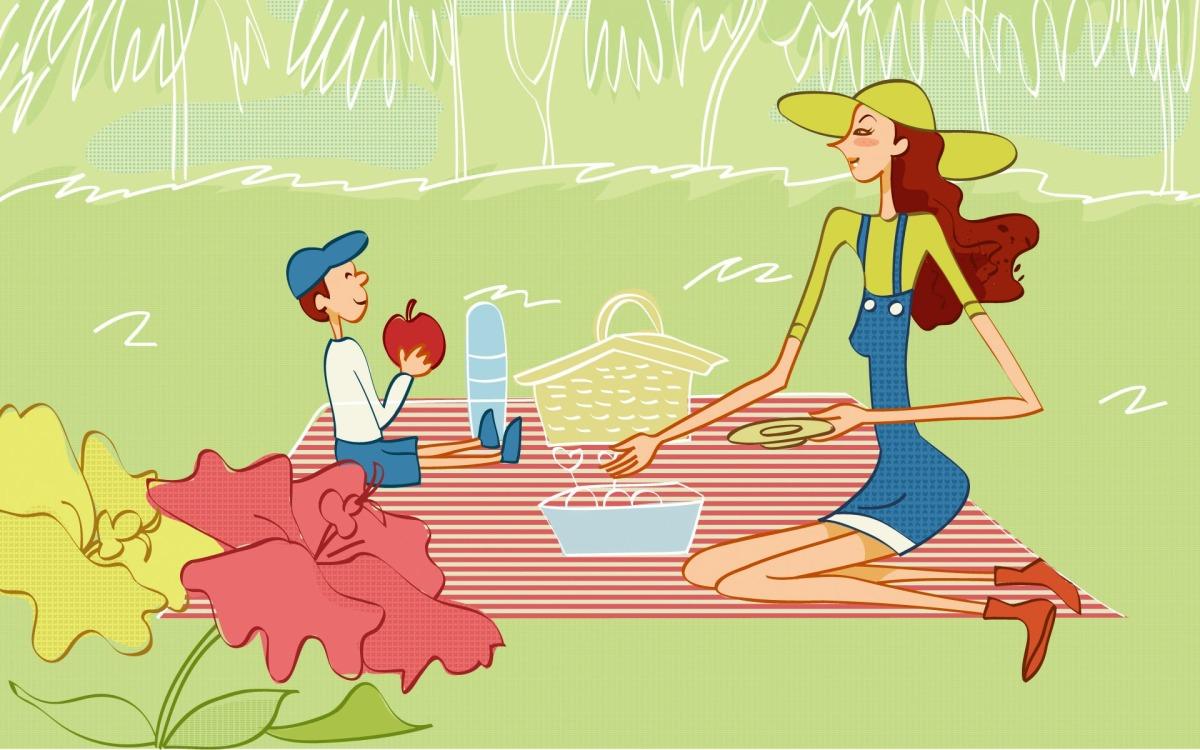 Galateo bambini regole e consigli per stare a tavola in serenit le regole del bon ton - Regole del galateo a tavola ...
